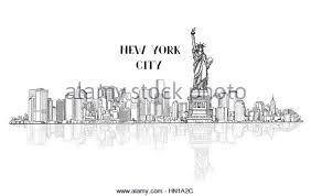 sketch of city stock photos u0026 sketch of city stock images alamy