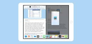 How To Play Home Design On Ipad All You Need To Know About Slide Over Split View In Ios 11 Cult