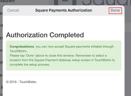 You Can Now Use Pretax by Setting Up And Using Square With Touchbistro Touchbistro