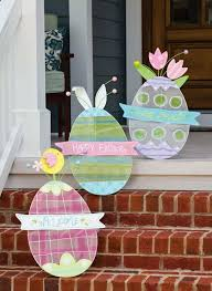outdoor easter decorations best 25 outdoor easter decorations ideas on happy