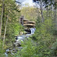 frank lloyd wright waterfall fallingwater announces frank lloyd wright commemorative 150th