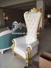 Throne Chairs For Hire Danxueya Royal Luxury Wedding Throne Chairs For Sale View Throne
