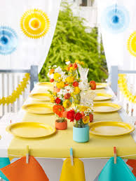 Outdoor Party Decoration Ideas Summer Party Ideas Summer Party Decorations