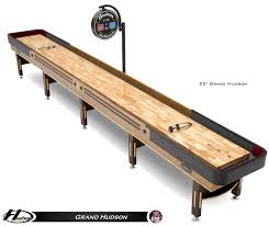 barrington 9 solid wood shuffleboard table shuffleboard table plans best table decoration