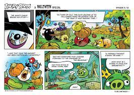 angry birds seasons halloween comic parts angrybirdsnest