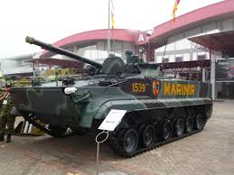 amphibious vehicle marines indonesian marines corps bmp 3f amphibious tank armored