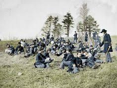 coloured civil war photo sandra