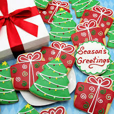 decorated christmas cookies christmas cookie decorating 101 gourmet cookie bouquets recipe
