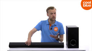sony home theater system ht ct260h sony ht ct180 soundbar productvideo nl be youtube