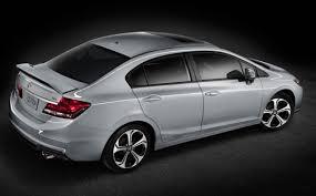 2014 honda civic si sedan 7 the news wheel
