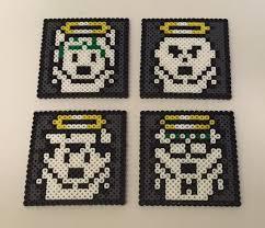 531 best hama coasters images on pinterest hama beads perler