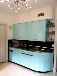 Retro Cabinets Kitchen by Robert And Caroline U0027s Mid Century Home With Dreamy St Charles