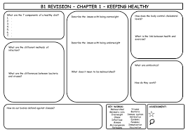 aqa b1 revision sheets by shooppoop teaching resources tes