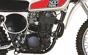 yamaha motocross gear motocross action magazine classic motocross iron 1976 yamaha