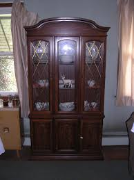 Ethan Allen Grandfather Clock Curio Cabinet Best Furniture Images On Pinterest Attic Oak Stain