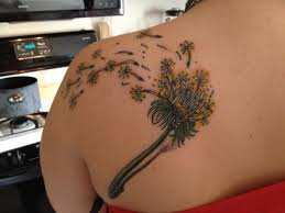45 dandelion tattoo designs for women art and design