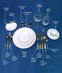Formal Setting Of A Table Setting A Formal Table A Visual Guide Kitchn
