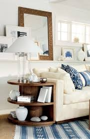 White Sofa Pinterest by Best 25 Sofa Side Table Ideas On Pinterest Sofa End Tables