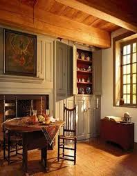 Best Colonial Style Images On Pinterest Primitive Decor - American house interior design