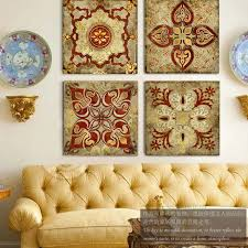 Indian Wall Decor Roselawnlutheran - Indian wall hanging designs