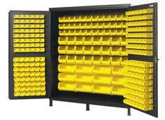 Quantum Storage Cabinet Steel Storage System 12 X 36 X 75 8 Shelves 14 Qus250cl Clear