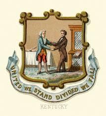 Kentucky Flags Seal Of Kentucky Wikipedia