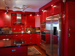 kitchen kitchen paint colors with oak cabinets and stainless