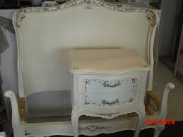 Painted Headboard Ideas Comely Furniture For Girl Bedroom Decoration Using White