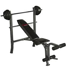 bench barbell set with bench bodyrip folding weight bench kg