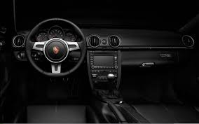 porsche boxster black edition porsche boxster s black edition interior luxuo