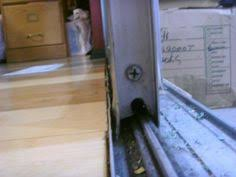 Removing A Patio Door How To Repair Sliding Glass Door Rollers Sliding Glass Patio