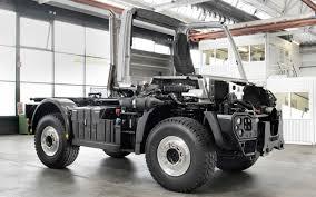 jeep mercedes benz mercedes benz overhauls unimog line
