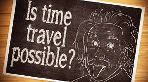 is time travel possible colin stuart