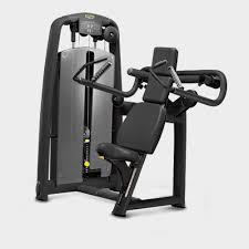 shoulder press weight training machine selection pro technogym