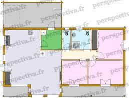 plan de maison 100m2 3 chambres plus de 150 plans de maisons individuelles en bois à consulter