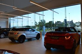 jaguar dealership state of the art jaguar land rover dealership opens in aberdeen