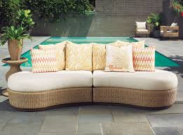 Tommy Bahama Leather Sofa by Outdoor Chair Lexington Tommy Bahama Aviona Lexington Living