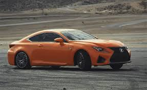 lexus tests lexus rc f ad tests your patience in a way autoguide com
