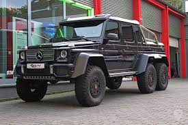 mercedes 6 x 6 2015 mercedes g 63 amg 6 6 in dortmund germany for sale on