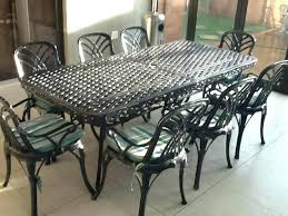 Iron Patio Furniture Clearance Plantation Wrought Iron Patio Furniture Sets Best Vintage Images