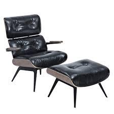 Lounge Ottoman Earl Lounge Chair And Ottoman Emfurn