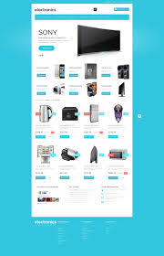 home electronics prestashop theme 48662
