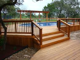 Deck Designs Pictures by Amazing Modern Pool Deck Design For Swimming Pool Design Ideas