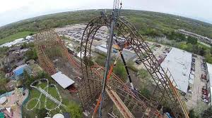 Six Flags Rollercoaster Goliath Roller Coaster Opening Delayed At Six Flags Great America
