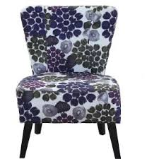Purple Accent Chair Purple Fabric Accent Chair C 051 The Home Depot