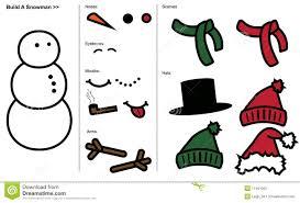 build a snowman stock photos image 11461063