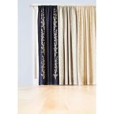 Light Block Curtains Embroidered Vine Light Blocking Curtain Panel Threshold Target