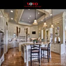 solid wood kitchen cabinets kitchen decoration