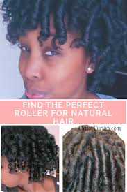 get bouncy curls this fall using hair rollers
