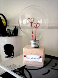 personalized gifts for him 26 diy gifts for him light bulb bulbs and note